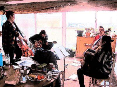 15 Déc. – Apéro Musical avec le groupe DJAZIKISTAN